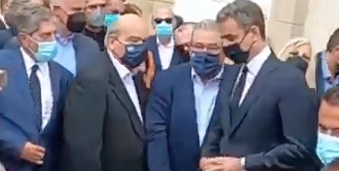 Κυβερνητικός εκπρόσωπος για αποδοκιμασίες σε Μητσοτάκη: Κάποιοι δεν αισθάνθηκαν την ανάγκη να καταδικάσουν