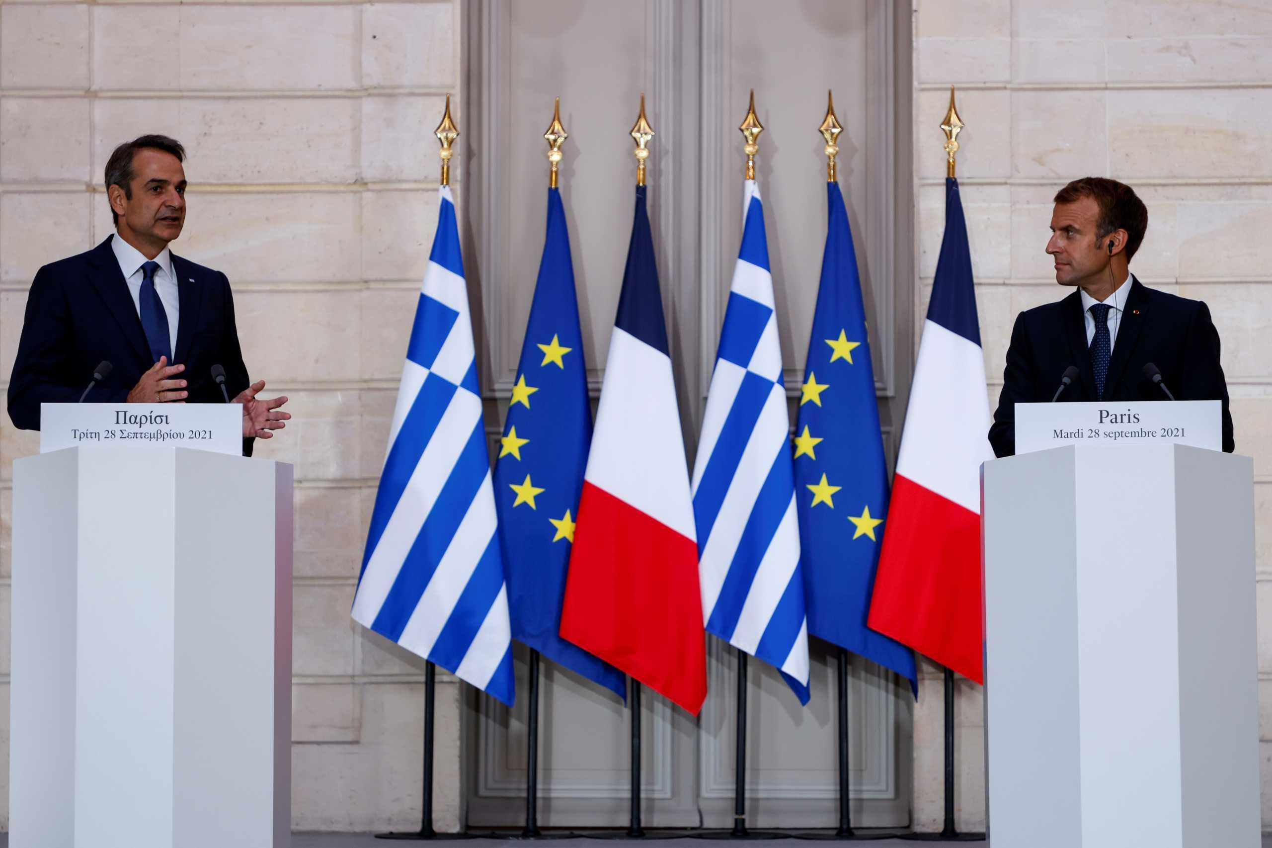 Συμφωνία Ελλάδας – Γαλλίας: Ψήφος εμπιστοσύνης από την ΕΕ