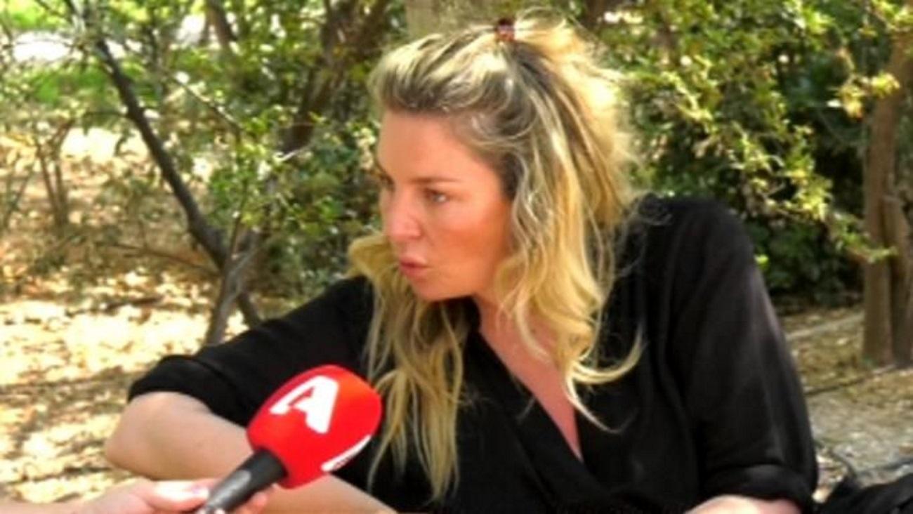 Η Ελισάβετ Μουτάφη για την περιπέτειά της με τον κορονοϊό – «Βίωσα τον πόνο»