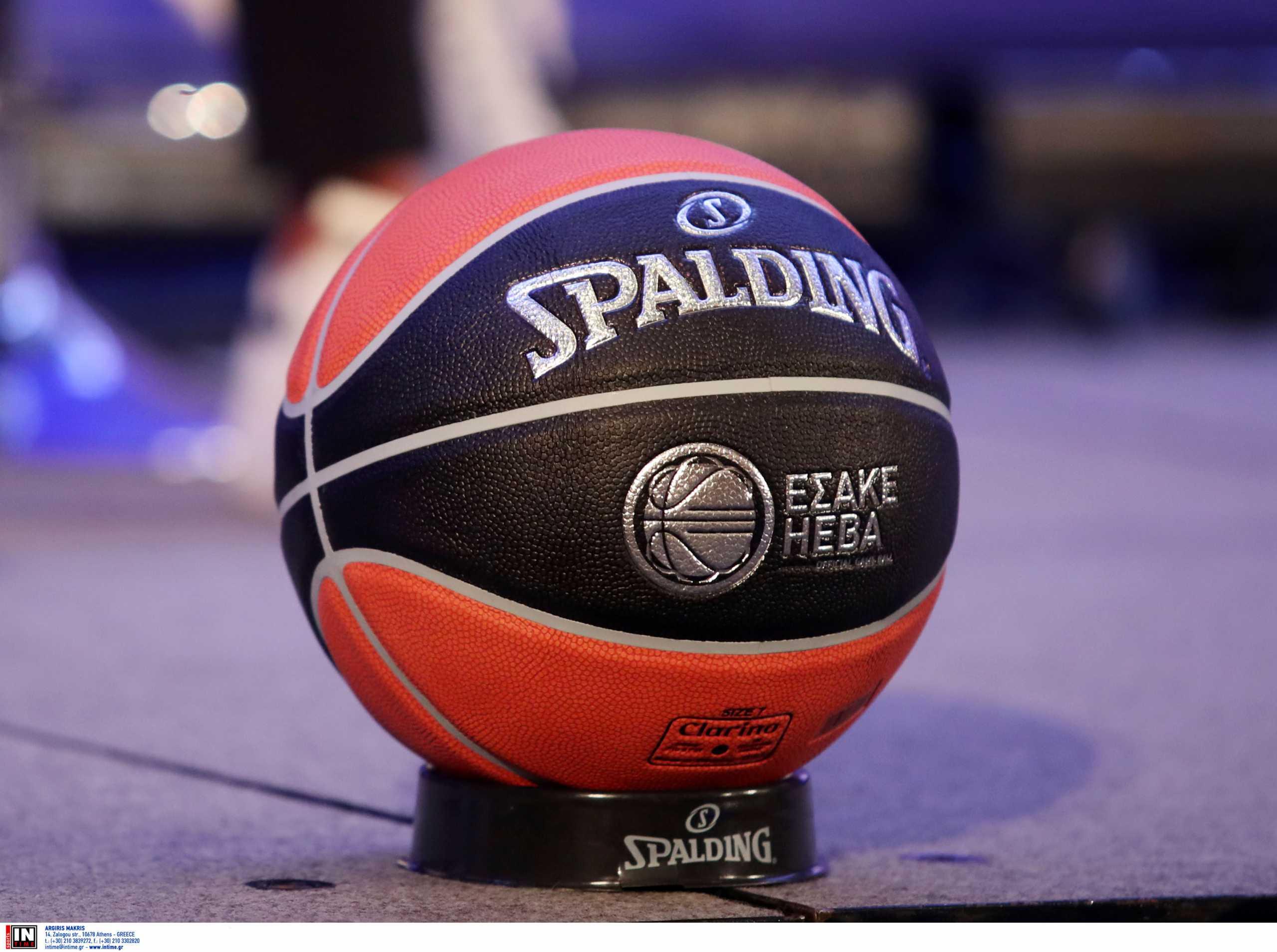 Stoiximan Basket League: Οι τηλεοπτικές μεταδόσεις της πρεμιέρας