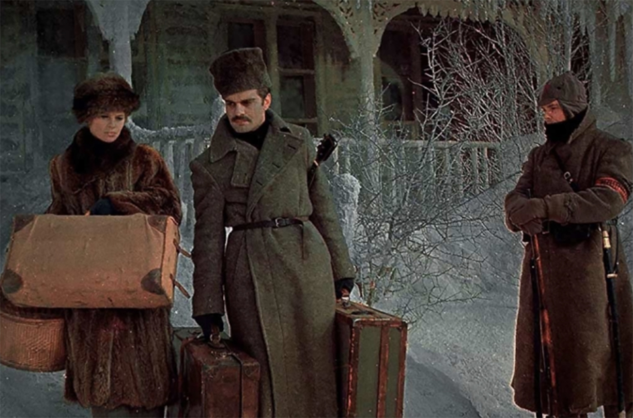 Η ταινία που μας έμαθε πως πρέπει να ντύνεται ένας άντρας τον χειμώνα