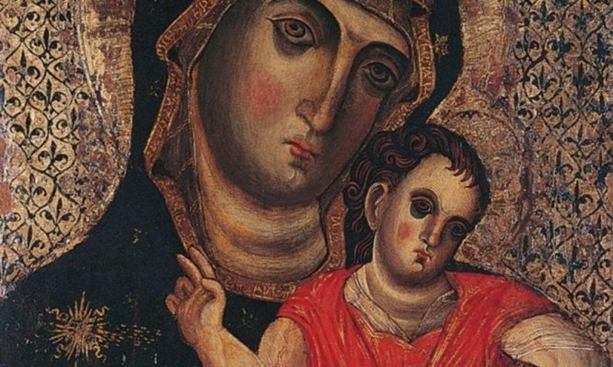 Δε θα πιστεύεις για ποιο λόγο ζωγράφιζαν «κακάσχημα» μωρά στο Μεσαίωνα