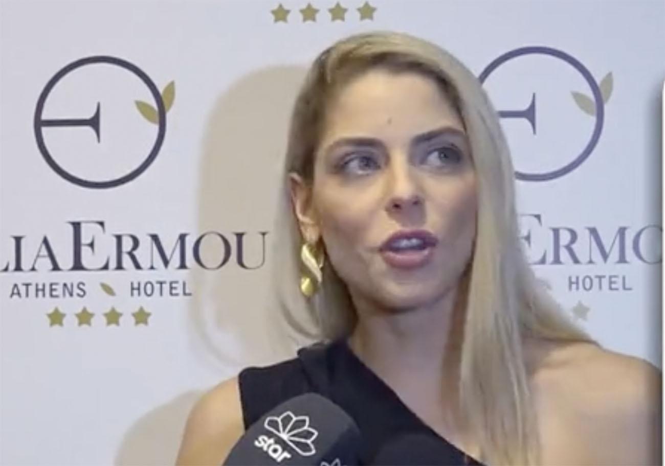 Η Μυριέλλα Κουρεντή απαντά για τη συμπεριφορά του Πέτρου Φιλιππίδη