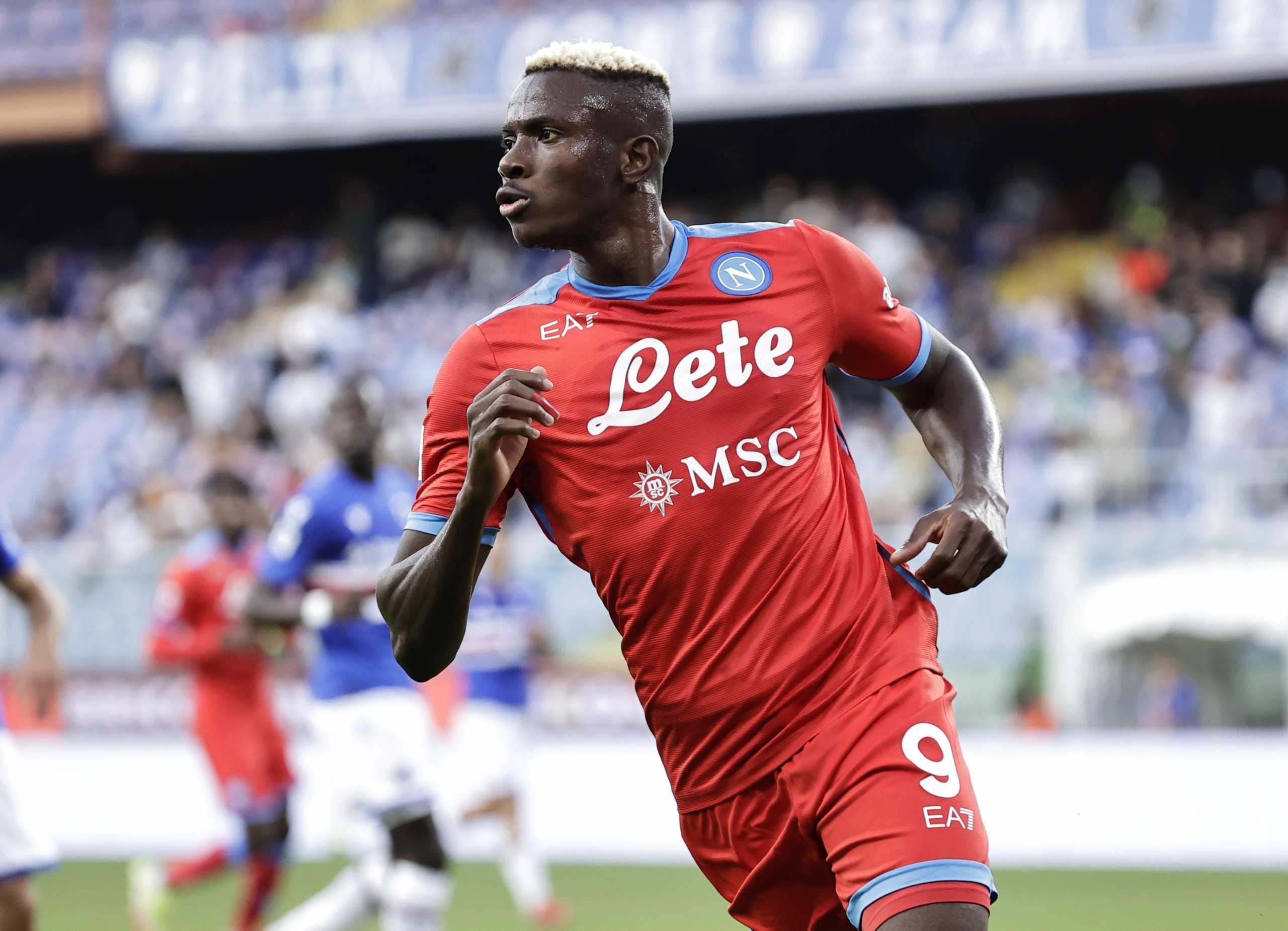 Serie A, Σαμπντόρια – Νάπολι 0-4: «Τρένο» οι Ναπολιτάνοι, αγωνίστηκε ο Κώστας Μανωλάς