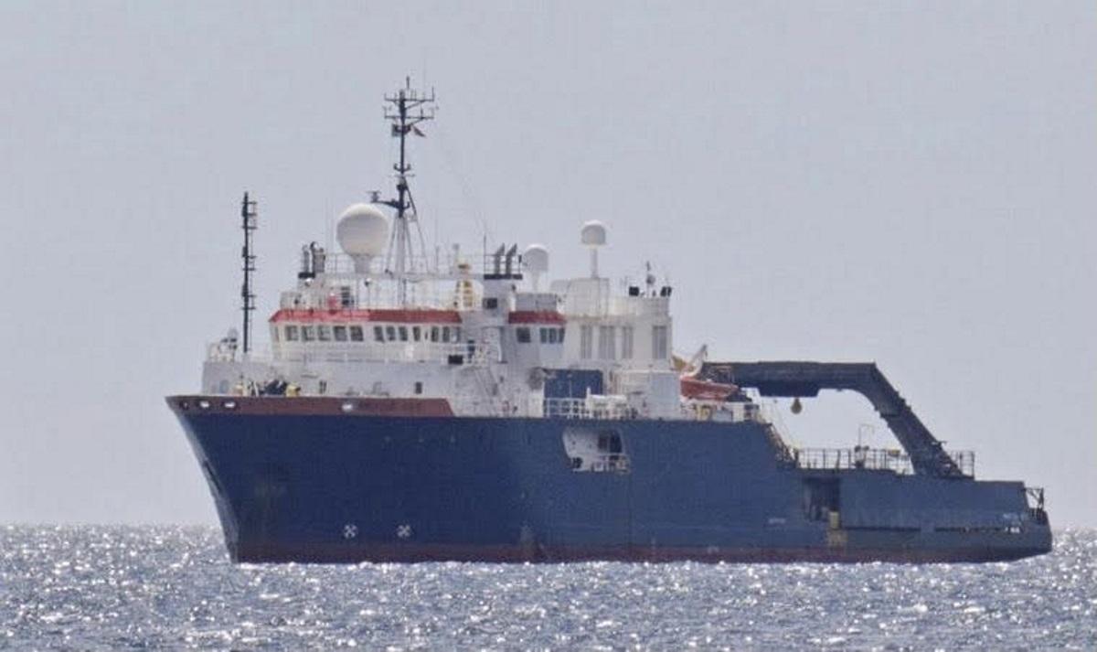 Η Τουρκία «στήνει» σκηνικό έντασης: Έστειλε πολεμικά πλοία στην κυπριακή ΑΟΖ