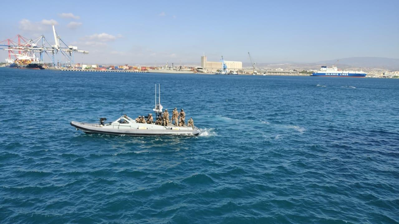 Navy Seals και Κύπριοι «βατραχάνθρωποι» έδειξαν την ισχύ τους