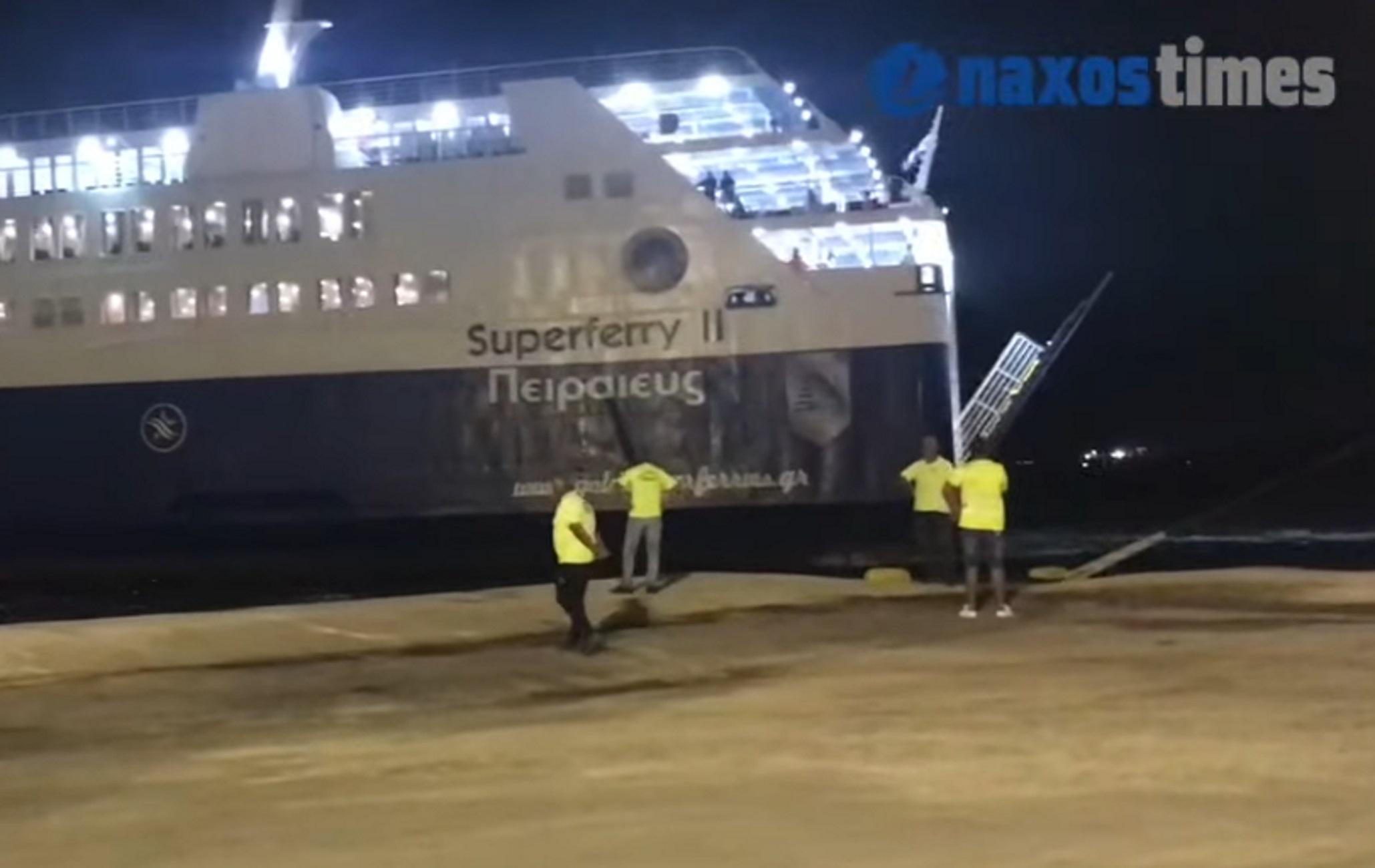 Νάξος – Κορονοϊός: Σπαραγμός στο λιμάνι για τον Βασίλη Βιλαντώνη που πέθανε – Έτσι έφτασε η σορός του