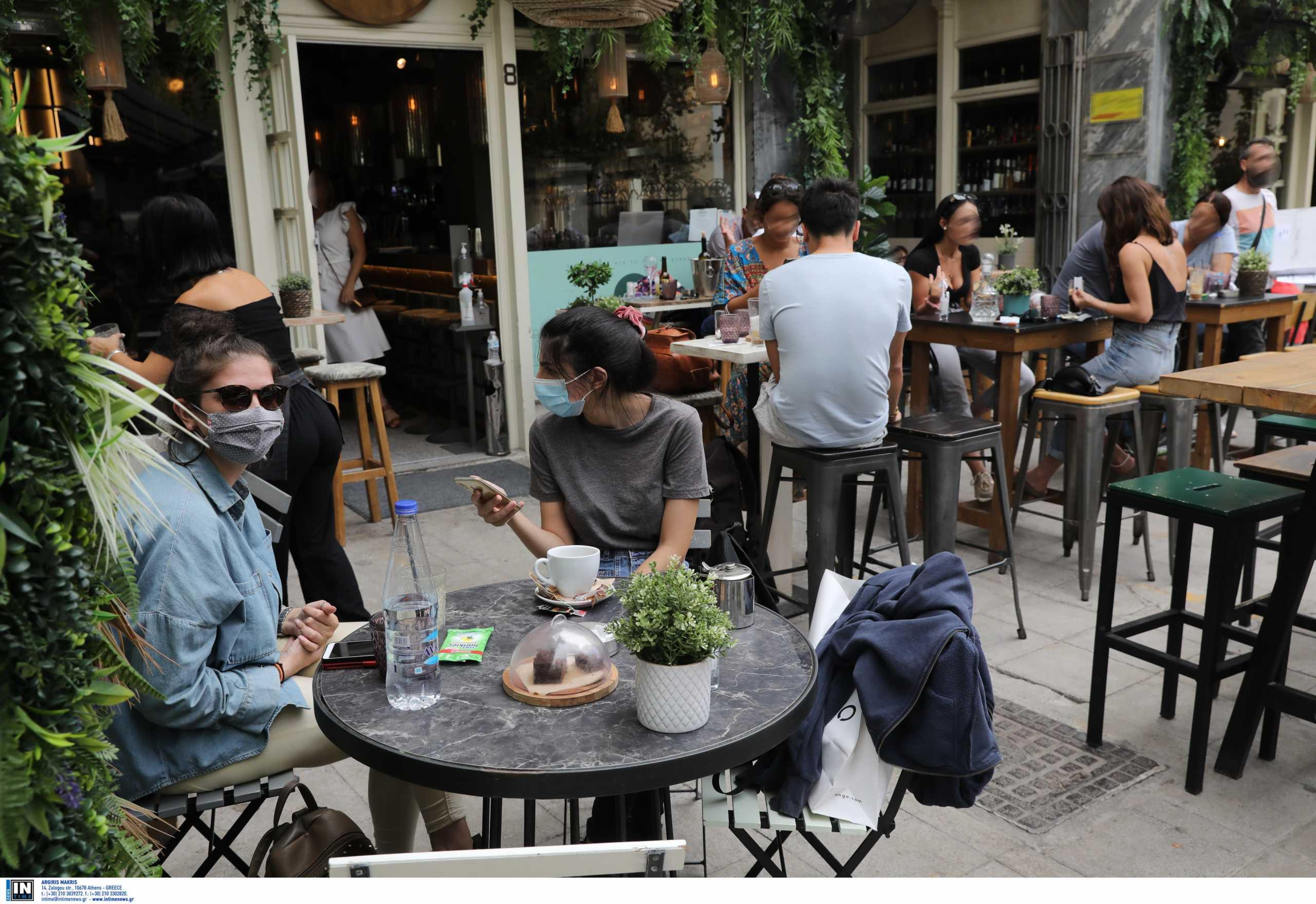 Κορονοϊός: Η Θεσσαλονίκη πλησιάζει την Αττική σε αριθμό κρουσμάτων – Ο σημερινός χάρτης της διασποράς