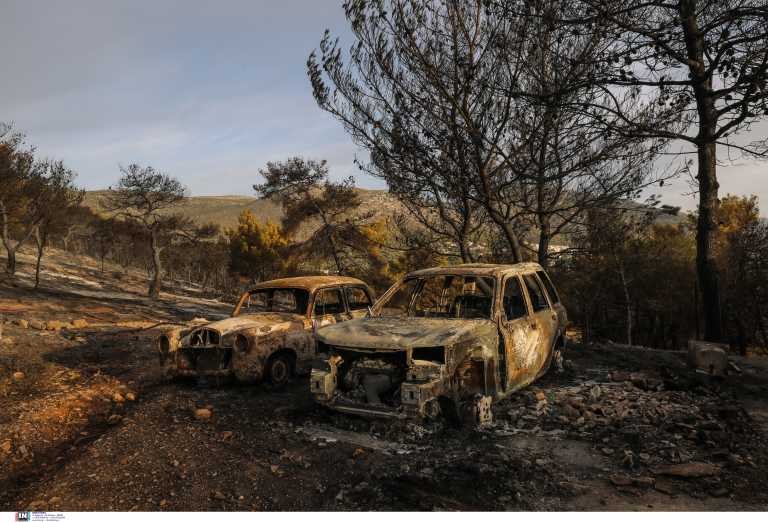 Νέα Μάκρη: Έσβησαν οι φλόγες, ξεκίνησαν οι... ανακρίσεις - Τα σημάδια που κινούν υποψίες για εμπρησμό