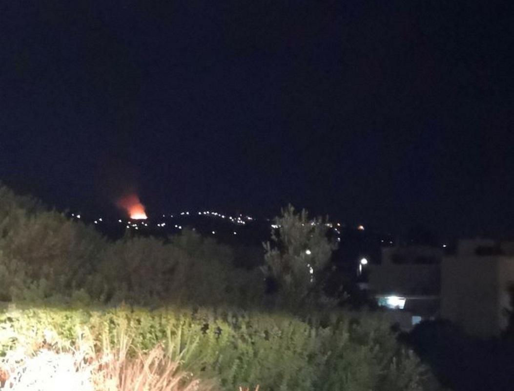 Φωτιά στο Νέο Βουτζά – Τέθηκε άμεσα υπό έλεγχο