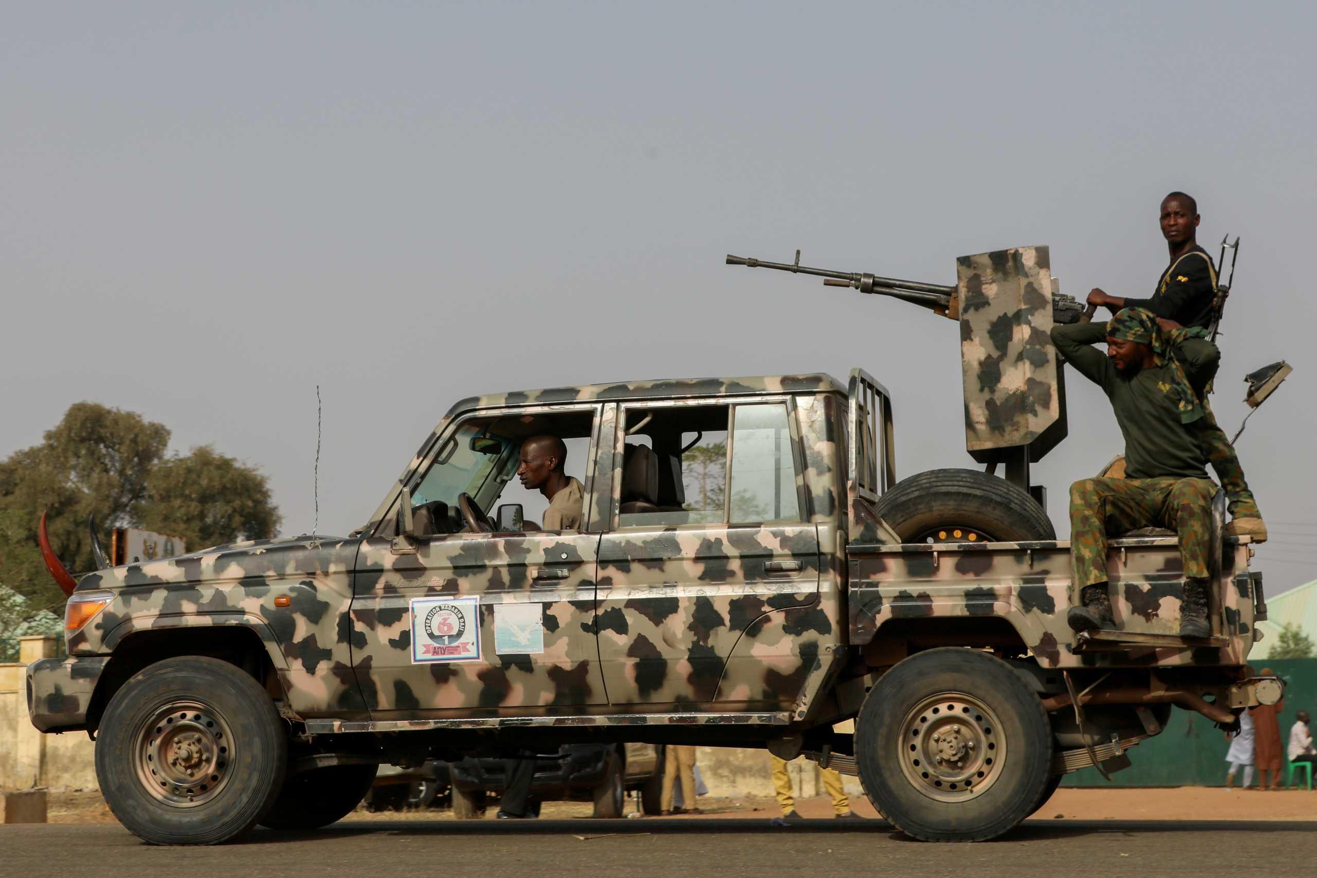 Νιγηρία: 8 στρατιωτικοί νεκροί σε ενέδρα του Ισλαμικού Κράτους