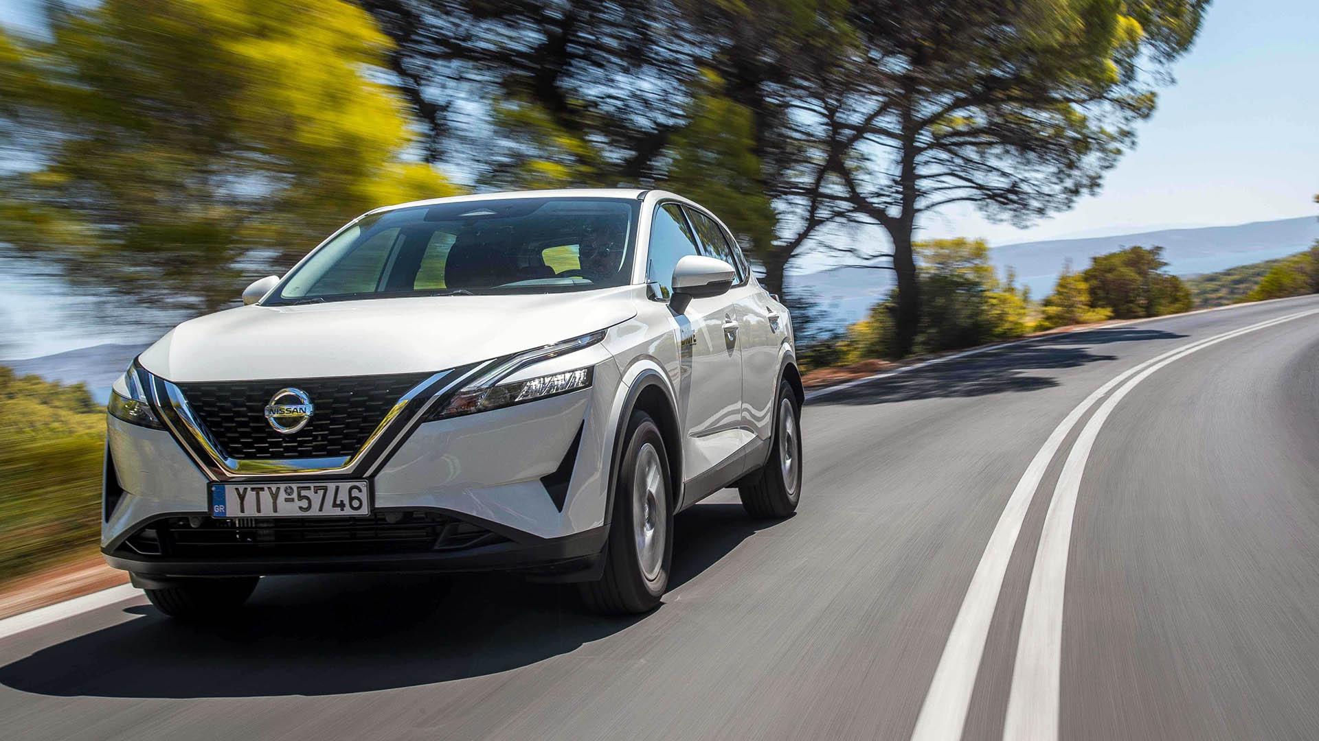 Άξιζε την αναμονή το νέο Nissan Qashqai; Το δοκιμάζουμε και αναφέρουμε! (video)