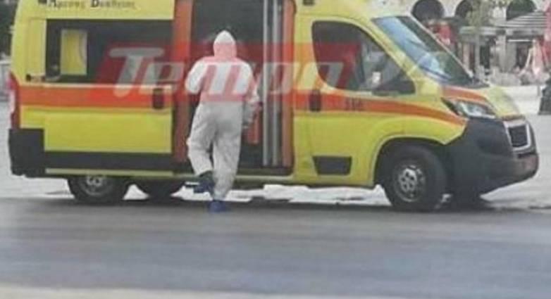 Πάτρα: Πρόστιμο 5.000 ευρώ στον 20χρονο που το έσκασε από το νοσοκομείο με κορονοϊό