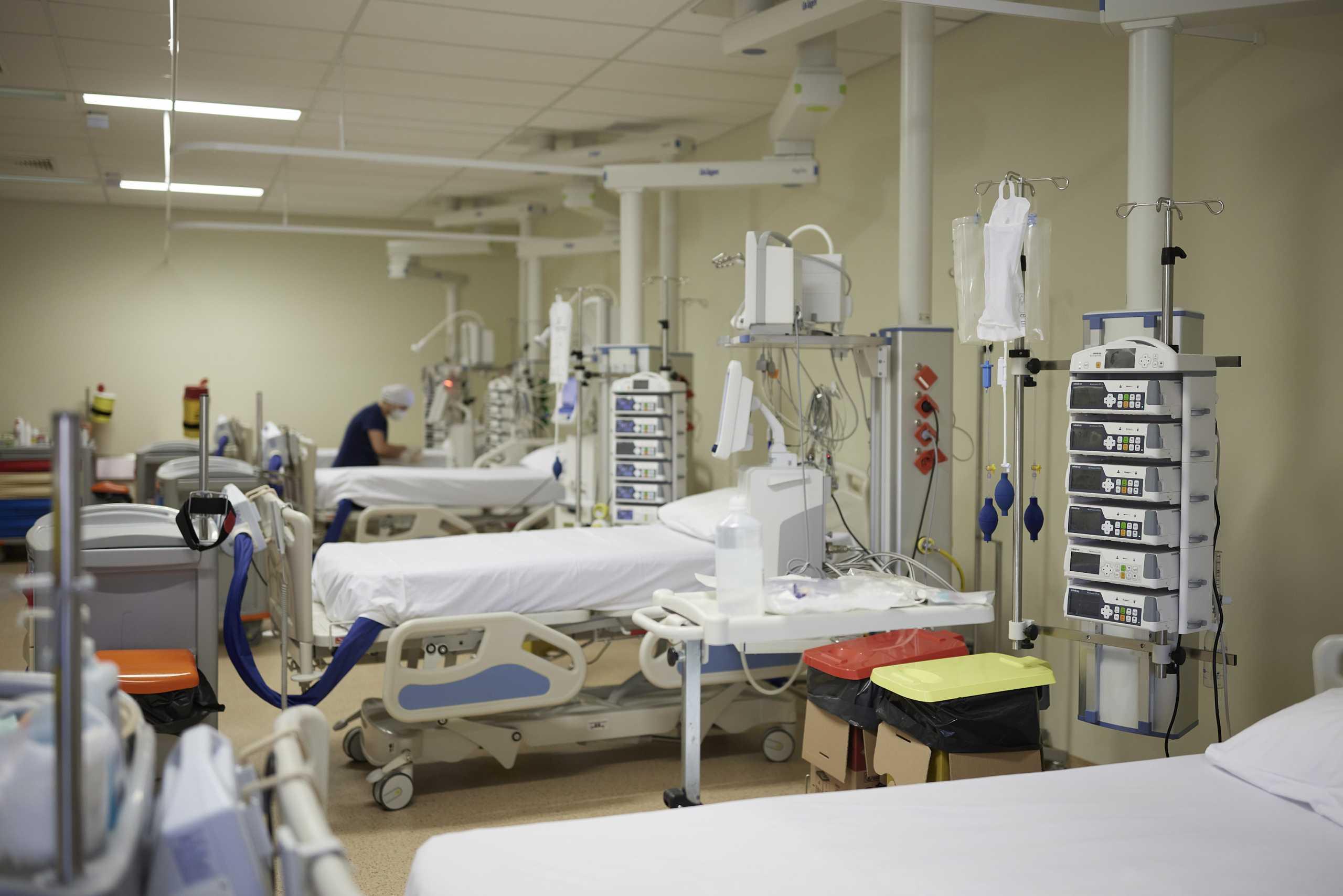 Χίος: Βρέφος 3,5 μηνών νοσηλεύεται με κορονοϊό