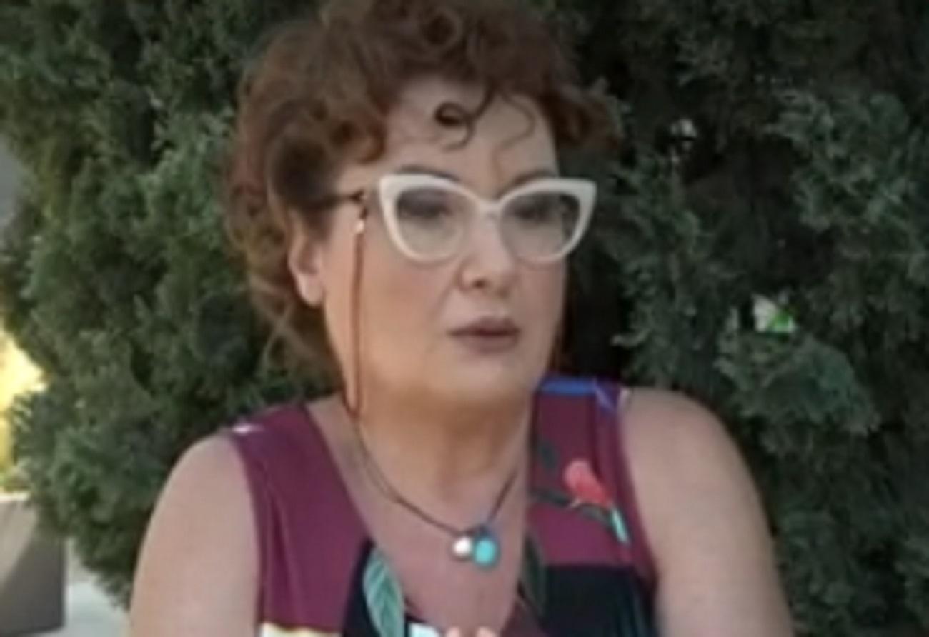 Φωτεινή Ντεμίρη: «Διαφωνώ με την Ελισάβετ Κωνσταντινίδου, είναι λάθος έκφραση»