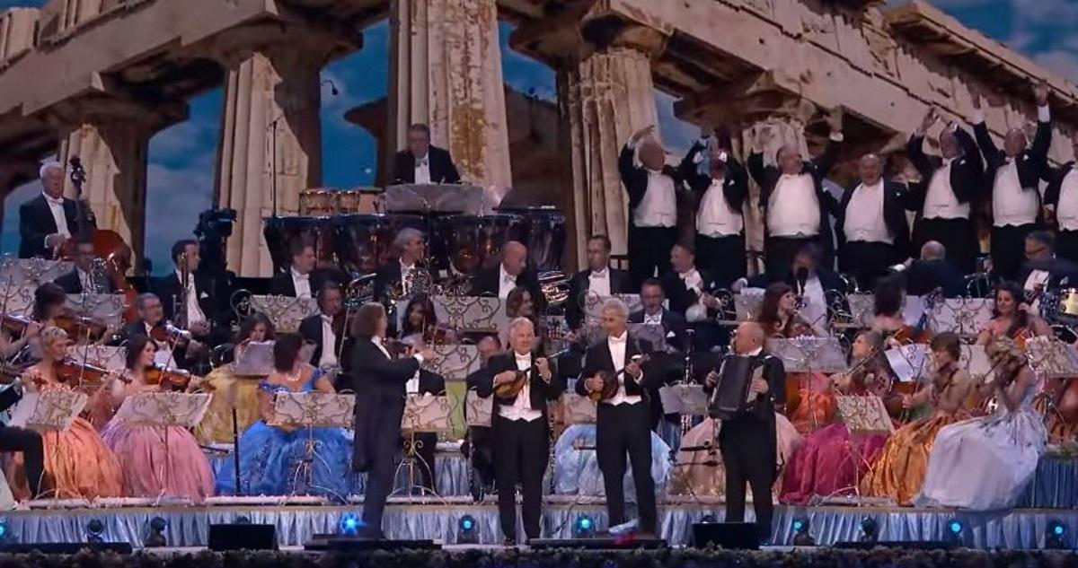 Μίκης Θεοδωράκης: Viral το αποχαιρετιστήριο βίντεο διάσημου Ολλανδού βιολιστή