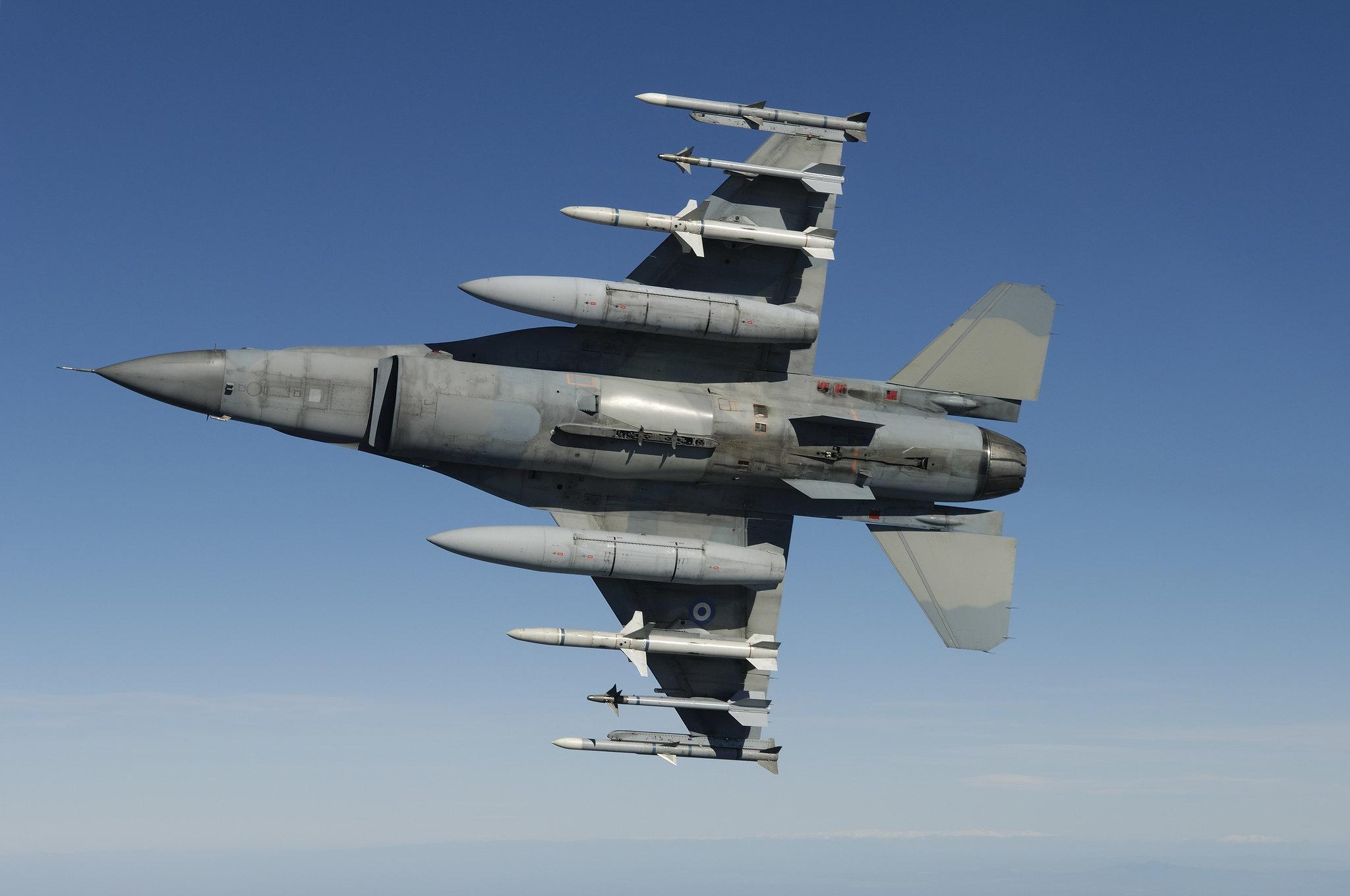 Αναβάθμιση F-16 Block 50: Αύριο συνεδριάζει η Επιτροπή Εξοπλιστικών της Βουλής!