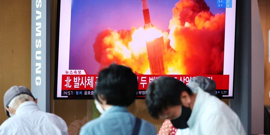 «Οργή» Στέιτ Ντιπάρτμεντ για την παράνομη εκτόξευση πυραύλου της Βόρειας Κορέας!