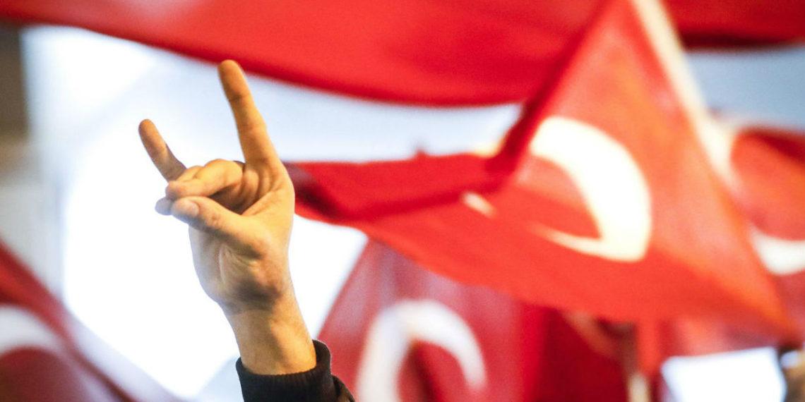 ΗΠΑ κατά Τουρκίας: Εξετάζουν τους Γκρίζους Λύκους ως τρομοκρατική οργάνωση!