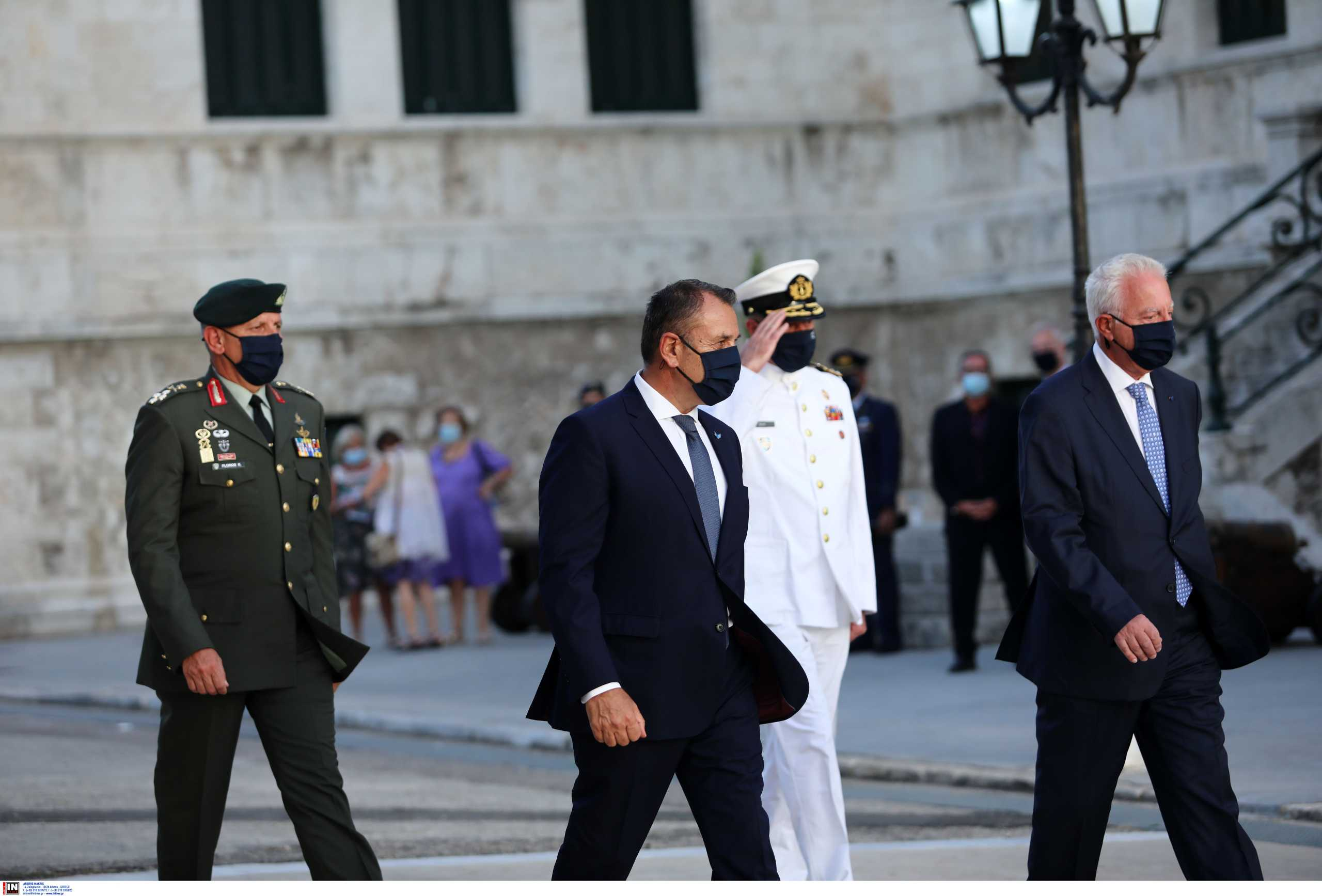 ΥΕΘΑ: Η Ανθεκτικότητα, η τεχνολογία και οι Ένοπλες Δυνάμεις είναι το μέλλον του NATO