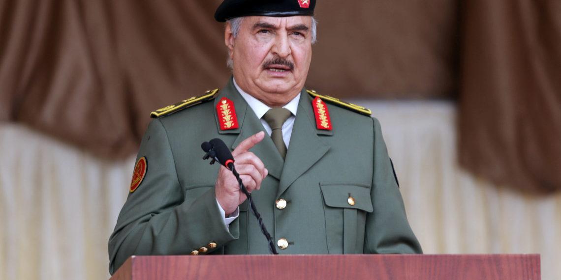 «Κίνηση ματ» του Χάφταρ στη Λιβύη: Θα είναι υποψήφιος για την προεδρία!