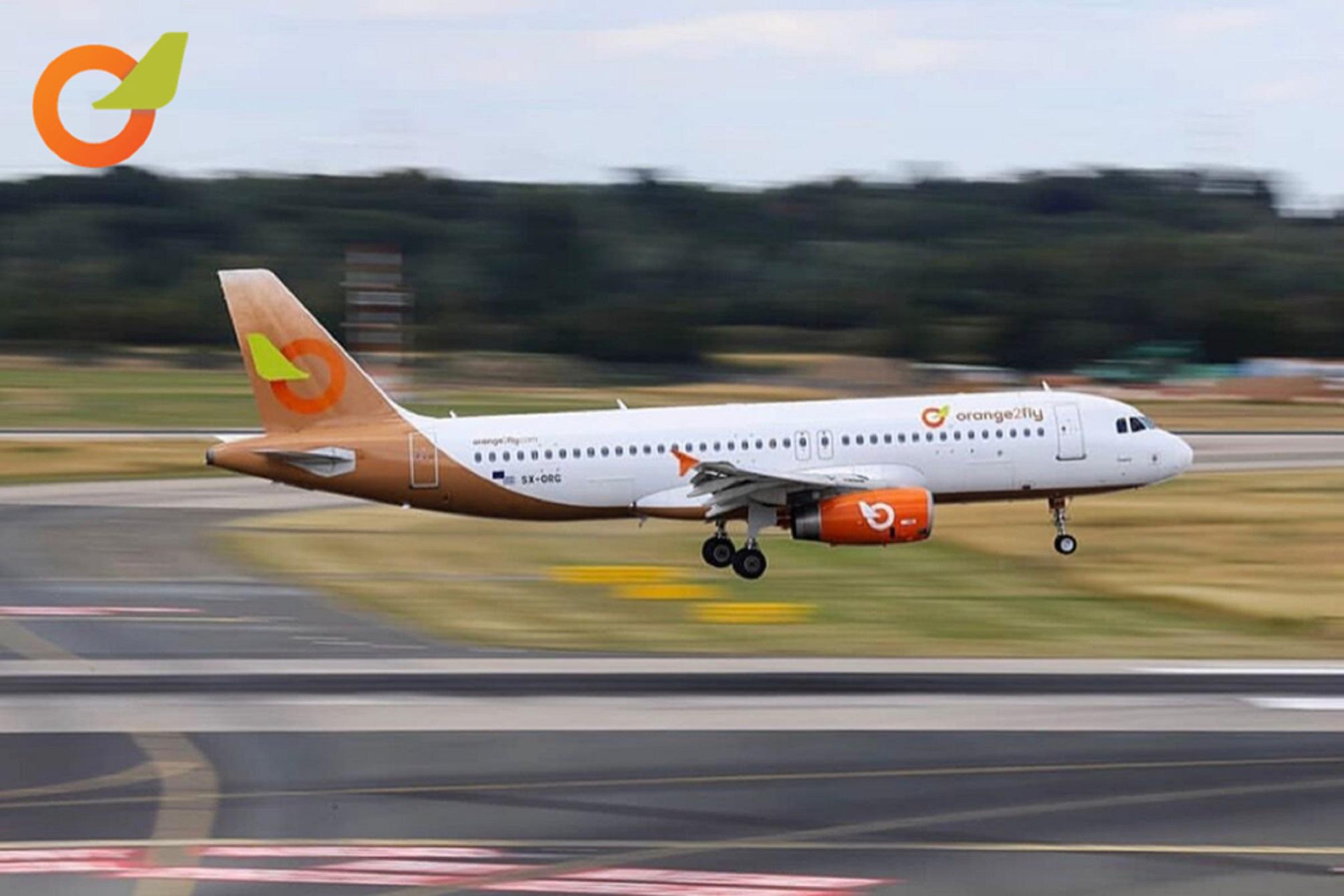 Orange2fly: Ποια είναι η ελληνική αεροπορική εταιρεία που κατέθεσε αίτηση πτώχευσης