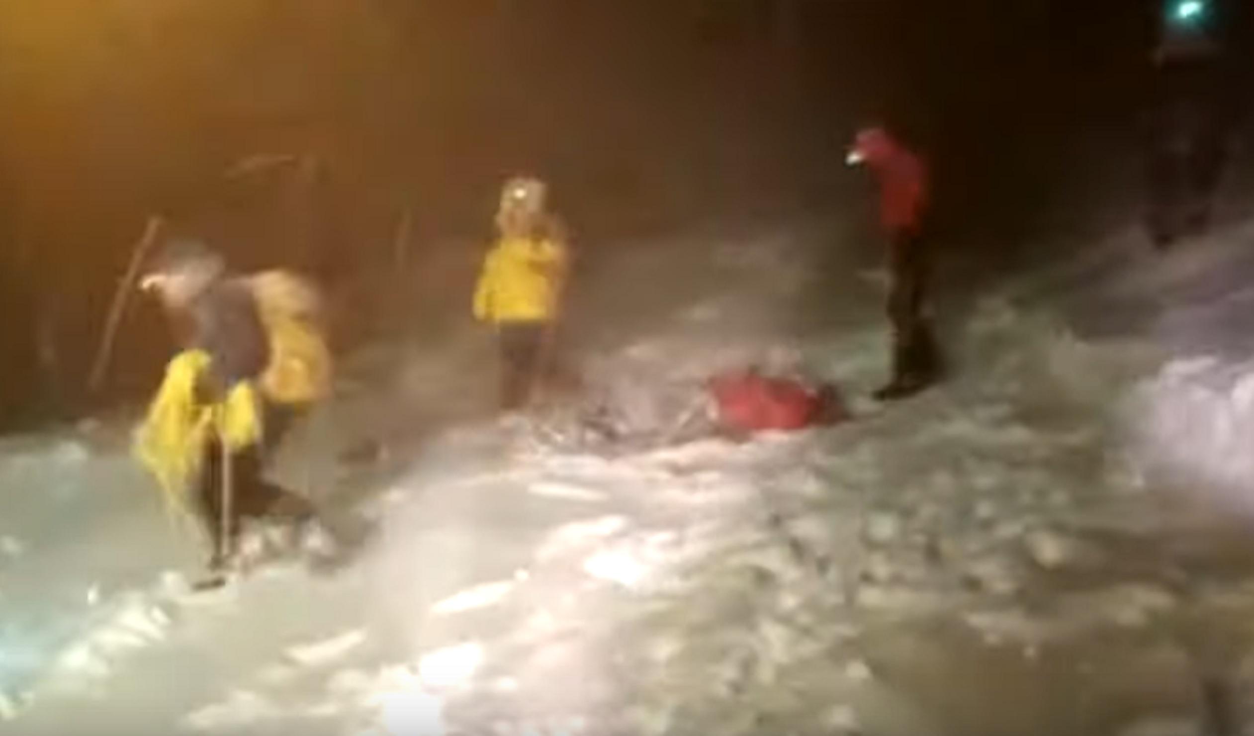 Ρωσία: 5 ορειβάτες νεκροί μετά από χιονοθύελλα