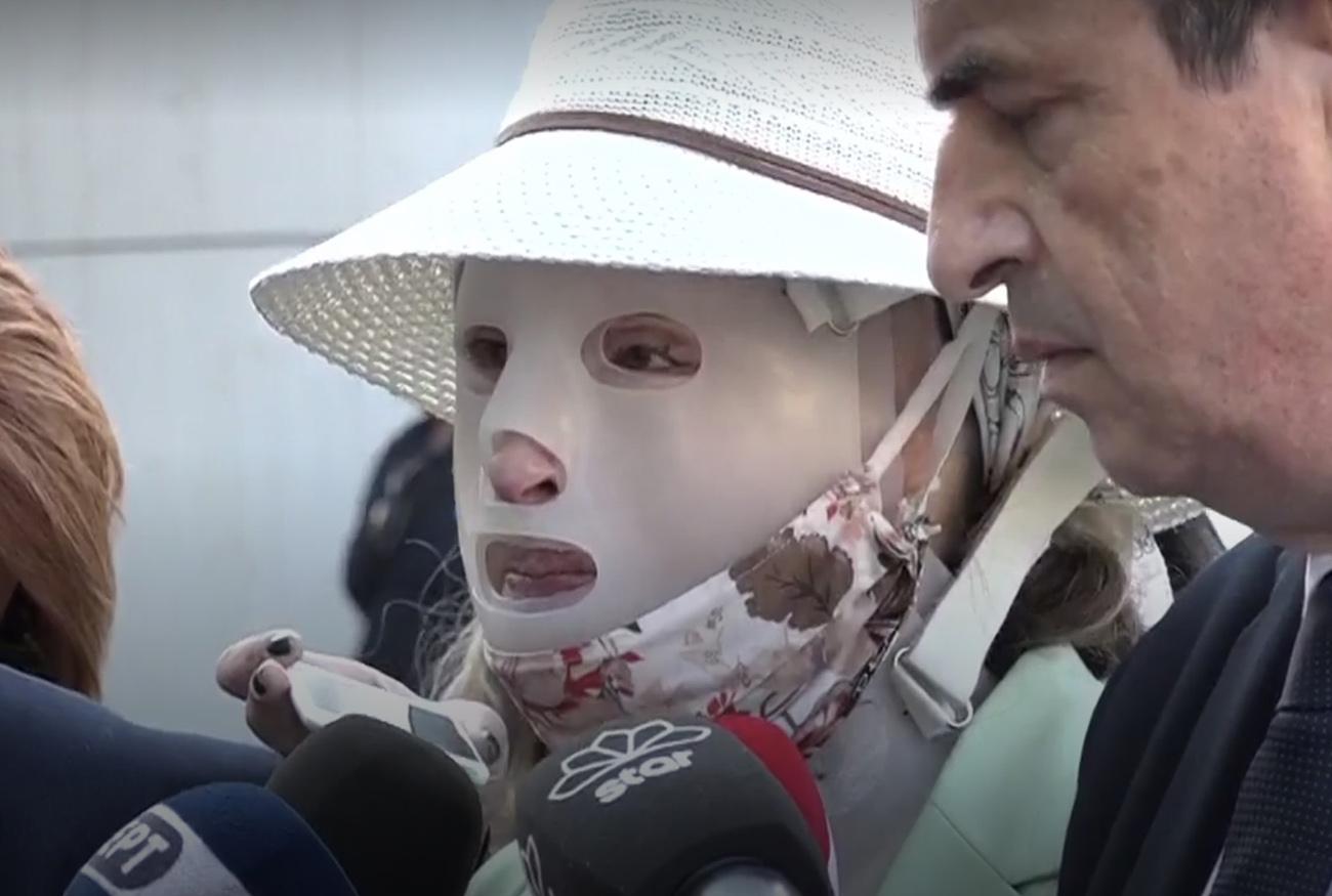 Ιωάννα Παλιοσπύρου για την επίθεση με βιτριόλι: Θα βγει από τη φυλακή για να με αποτελειώσει