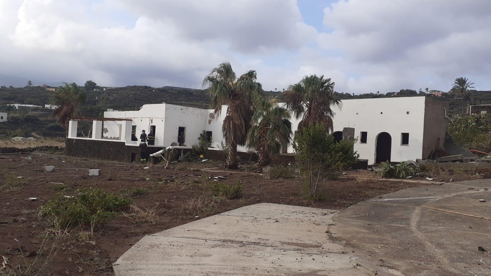 Δύο νεκροί από ανεμοστρόβιλο που σάρωσε το νησί Παντελερία – Απίστευτες εικόνες