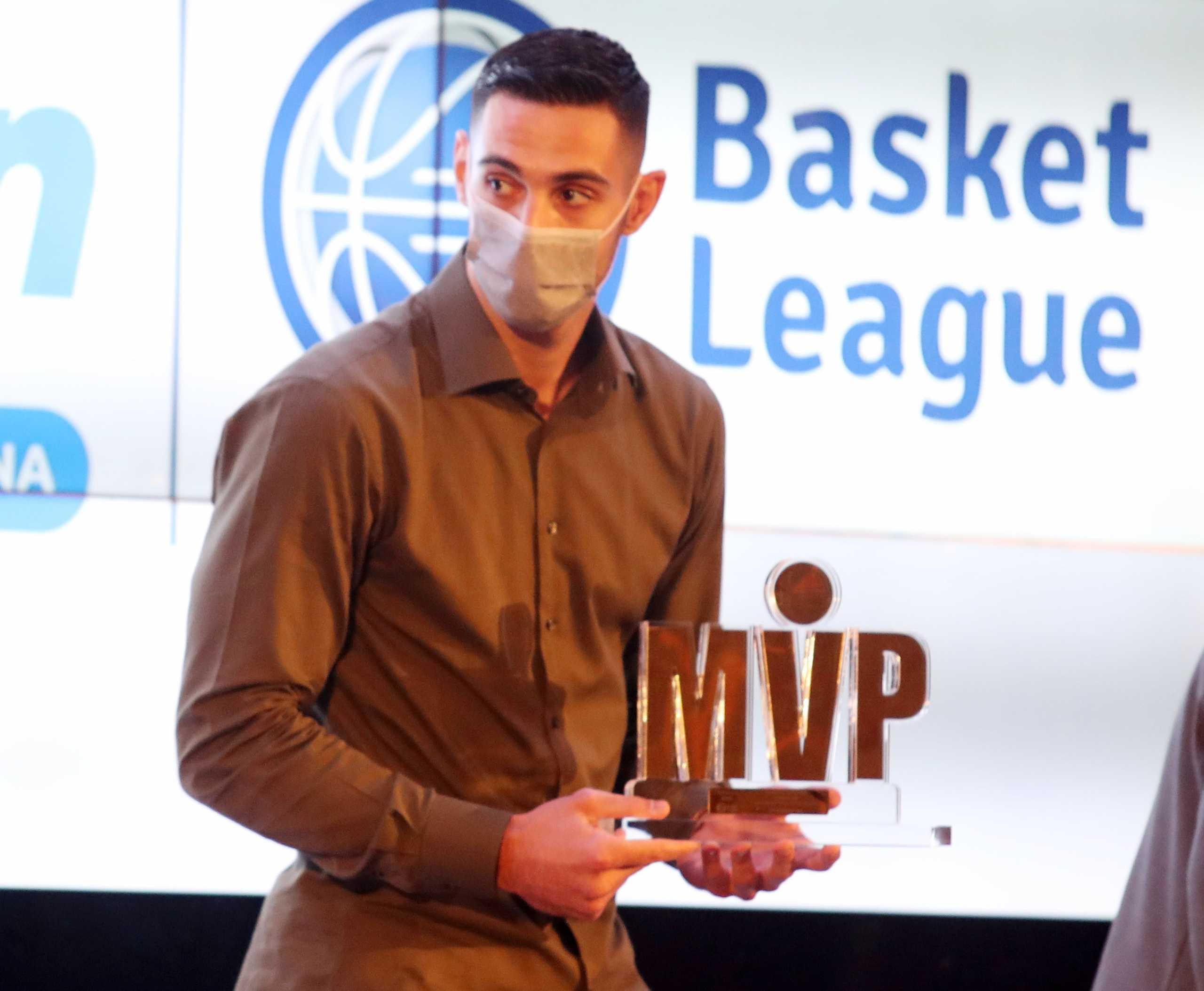 Basket League: Oι καλύτεροι της σεζόν με MVP τον Παπαπέτρου