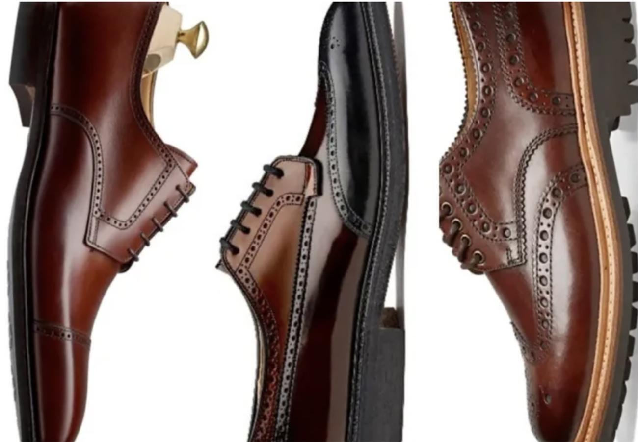 6 μάρκες που αξίζει να βασιστείτε για την αγορά ενός brogue παπουτσιού