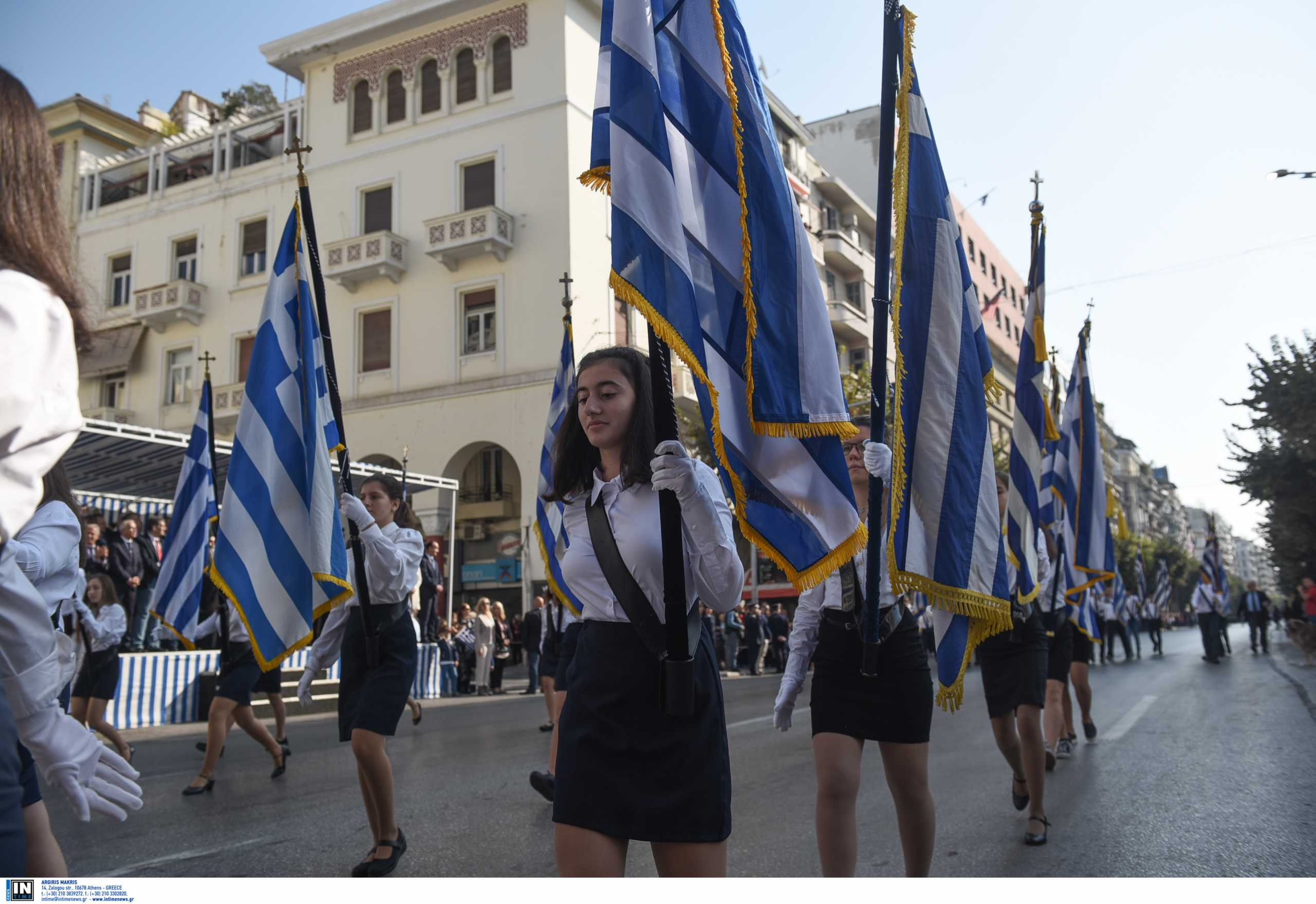 Κορονοϊός: Τι θα γίνει στη Θεσσαλονίκη με τη γιορτή Αγίου Δημητρίου και την παρέλαση