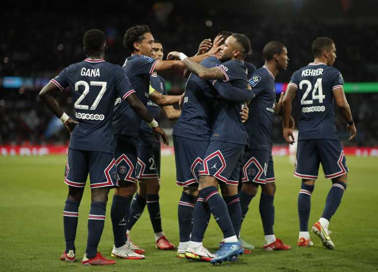 Παρί Σεν Ζερμέν – Λιόν 2-1: Ο Ικάρντι «λύτρωσε» τον «άσφαιρο» και «εκνευρισμένο» Μέσι