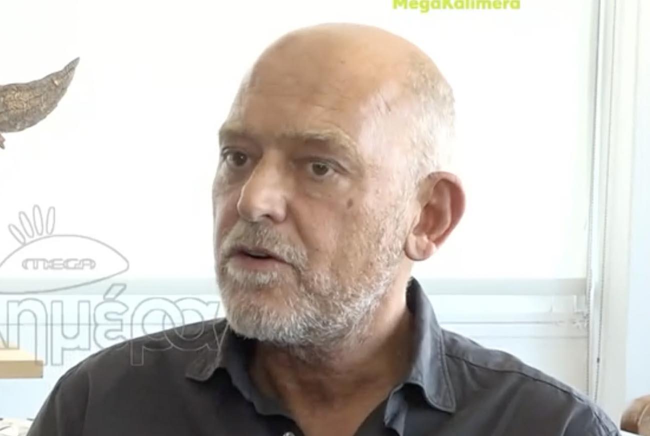 Στέλιος Παρλιάρος: «Δεν έχω λόγο να γυρίσω στο ΣΚΑΙ»