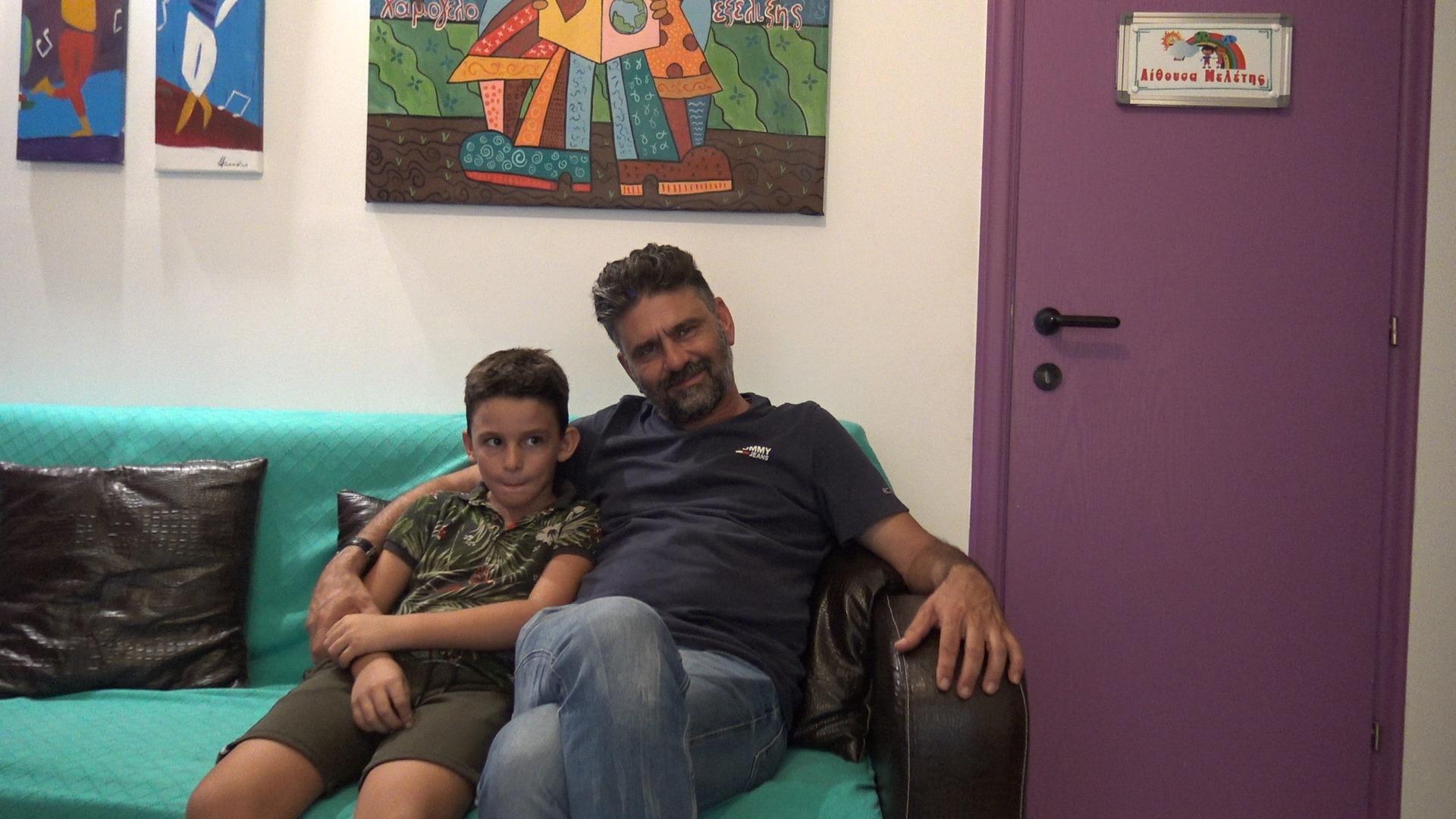 Μια συγκινητική ιστορία: Η σχέση πατέρα γιού