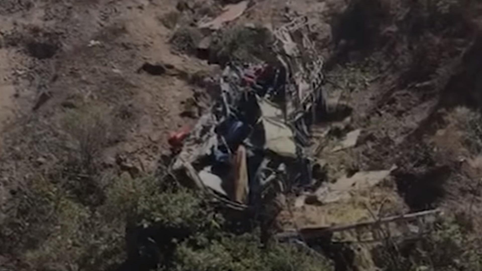 Περού: 32 νεκροί, ανάμεσά τους δύο παιδιά, από πτώση λεωφορείου σε χαράδρα