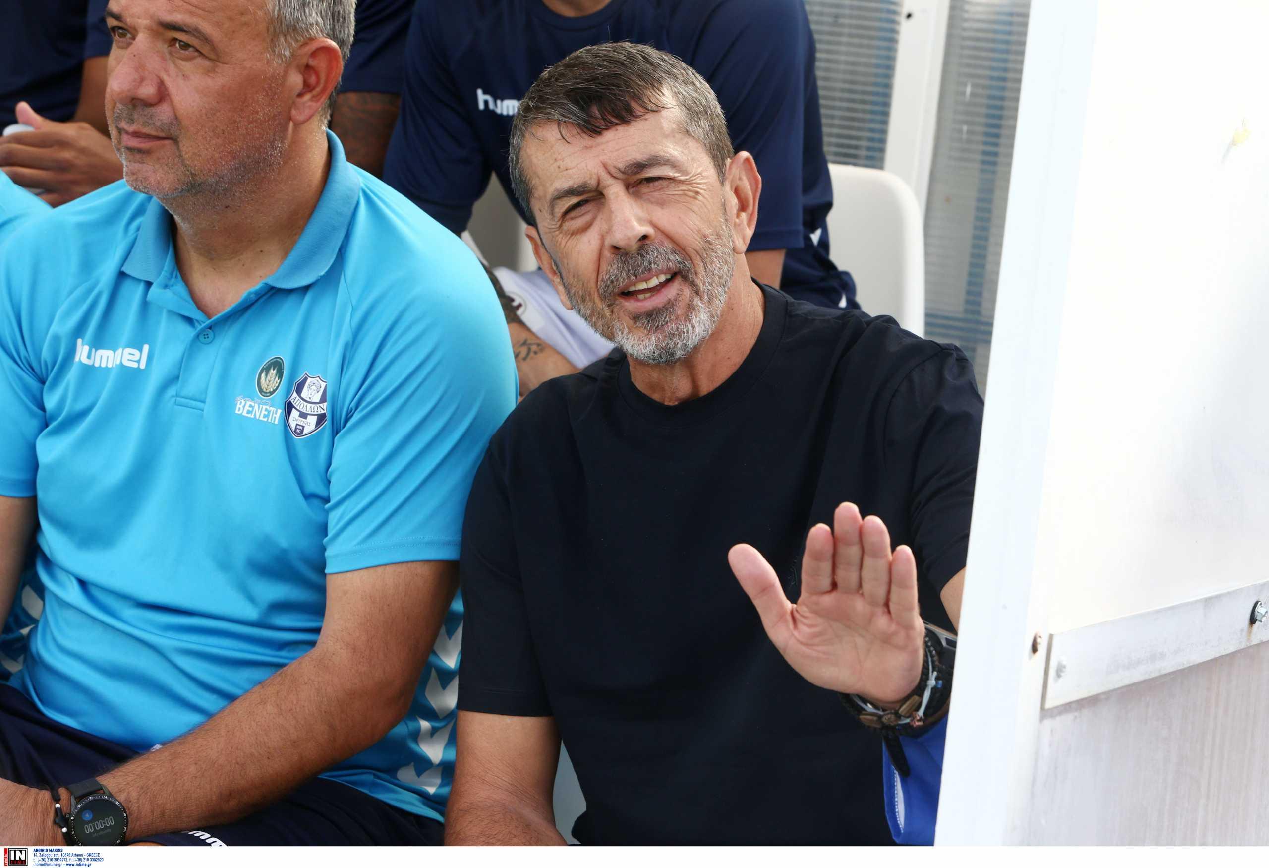 Απόλλων Σμύρνης: Τέλος ο Γιάννης Πετράκης