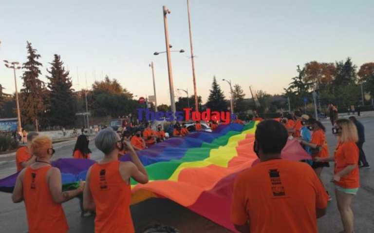 9ο Thessaloniki Pride: Έγινε η πιο πολύχρωμη πορεία