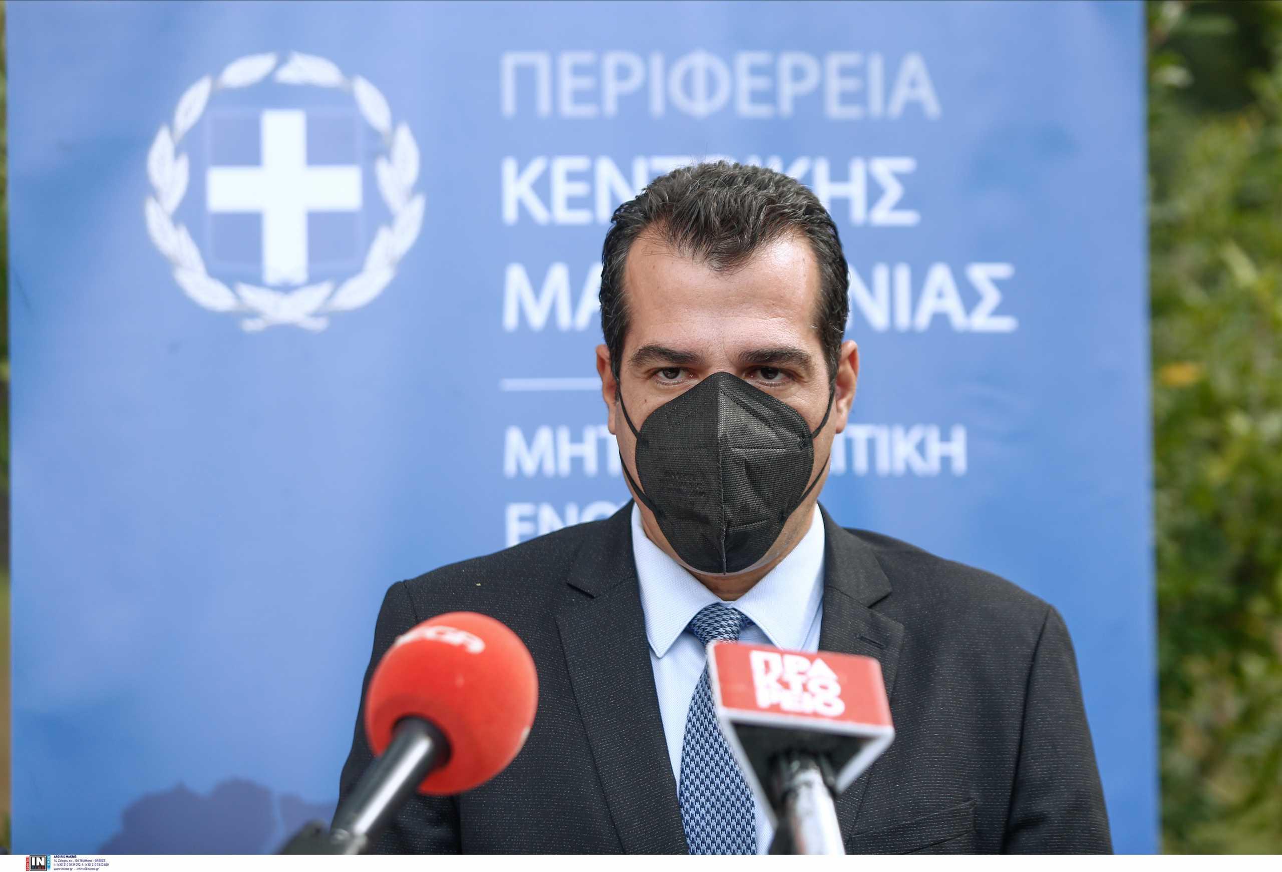 Θάνος Πλεύρης: Σχέδιο ελευθερίας για εμβολιασμένους – Η οικονομία δεν κλείνει εξαιτίας των ανεμβολίαστων