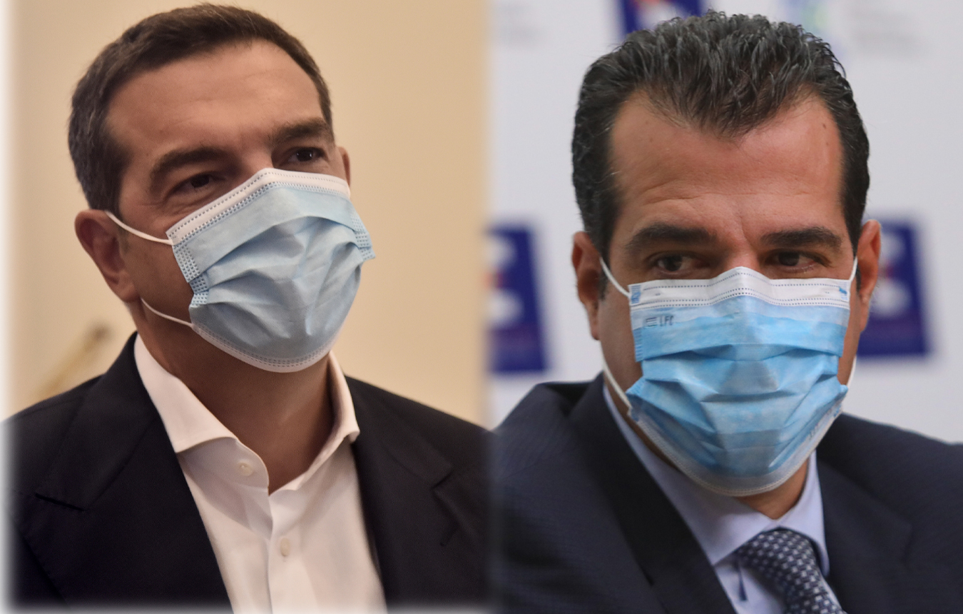 Κορονοϊός: Πολιτική κόντρα για τα μονοκλωνικά αντισώματα – «Καυγάς» Πλεύρη με ΣΥΡΙΖΑ