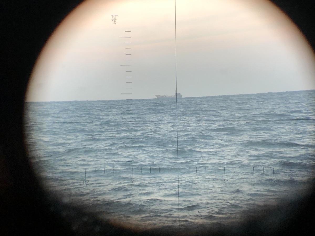 Νέα τουρκική πρόκληση με πολεμικό πλοίο μεταξύ Ρόδου – Καστελόριζου