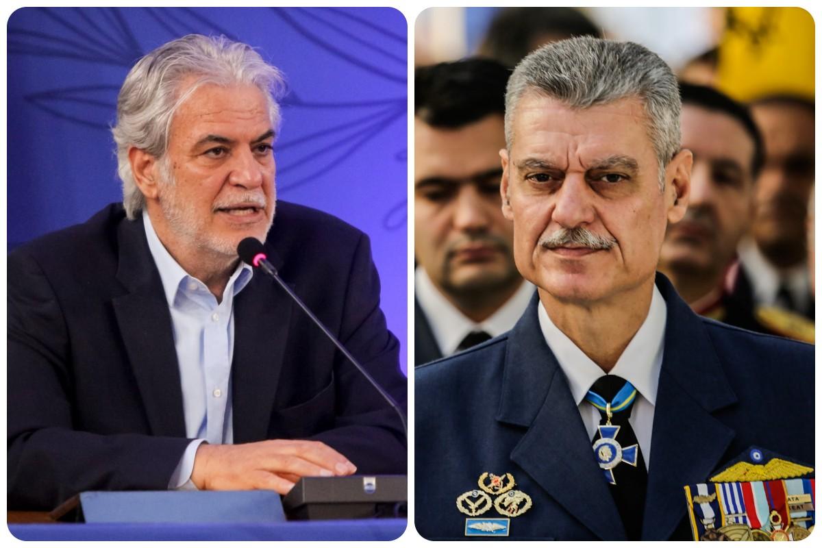 Αύριο η ανακοίνωση του νέου υπουργού Πολιτικής Προστασίας – Επικρατέστερος ο Χρήστος Στυλιανίδης