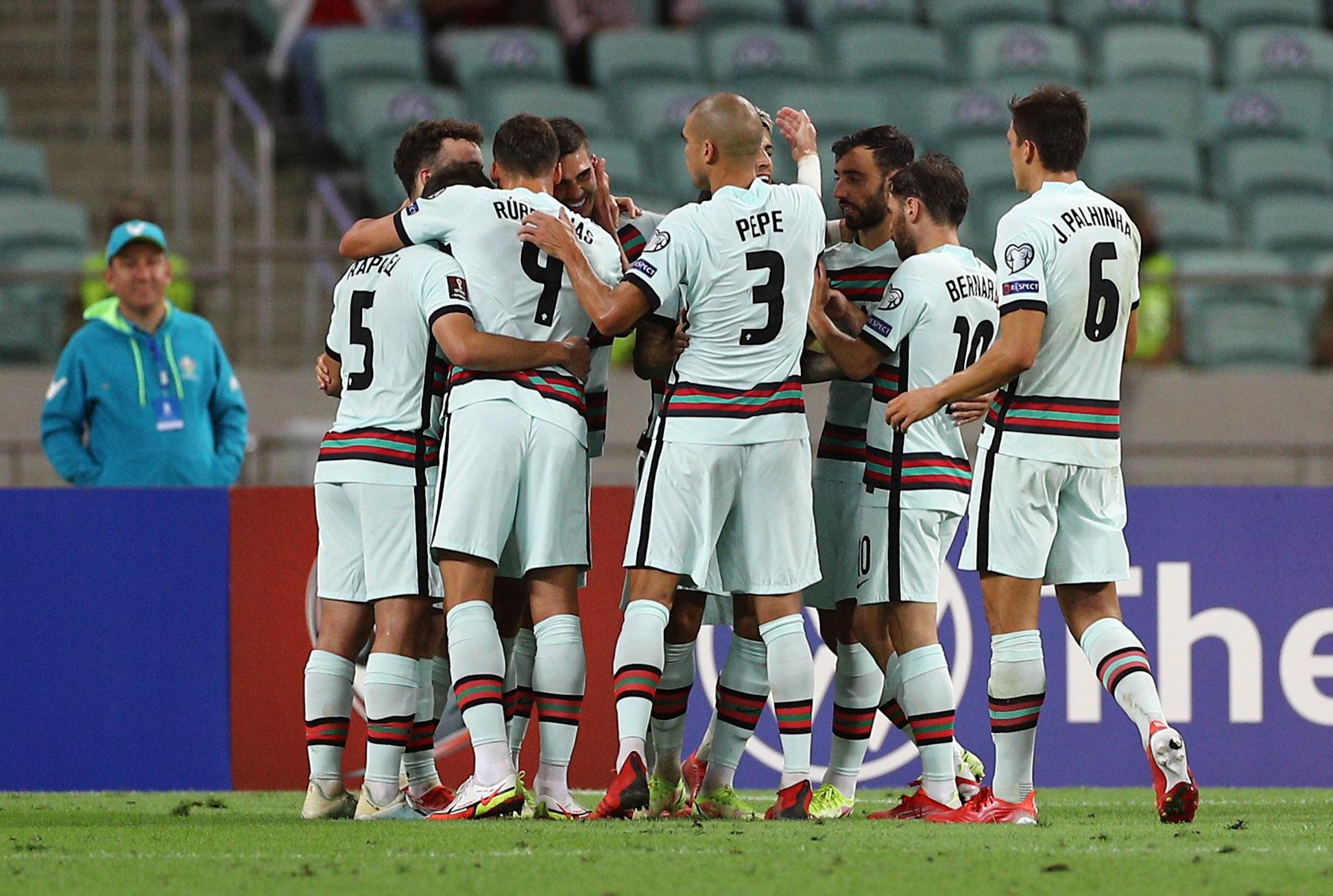 Προκριματικά Παγκοσμίου Κυπέλλου: Φοβερό γκολ Σίλβα στο Αζερμπαϊτζάν – Πορτογαλία