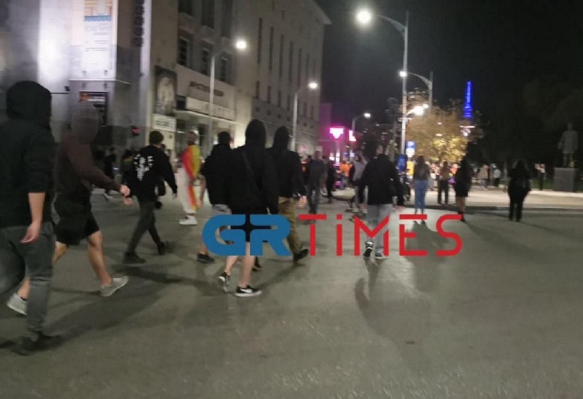 Thessaloniki Pride: Επίθεση με πέτρες και προσαγωγές
