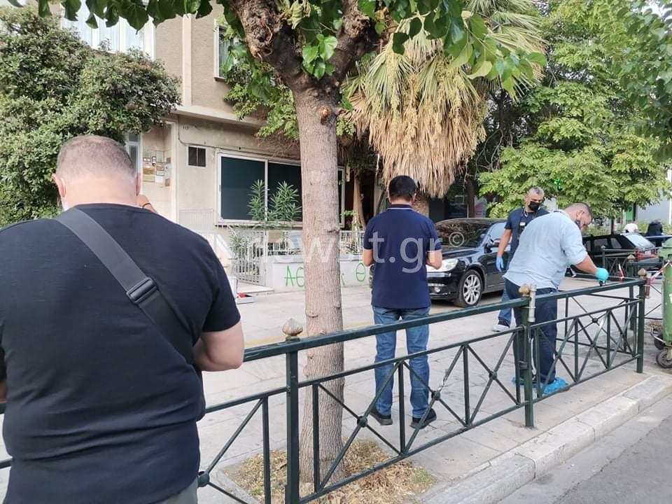 Πυροβολισμοί στη Λεωφόρο Αλεξάνδρας: Σε σοβαρή κατάσταση ο 32χρονος