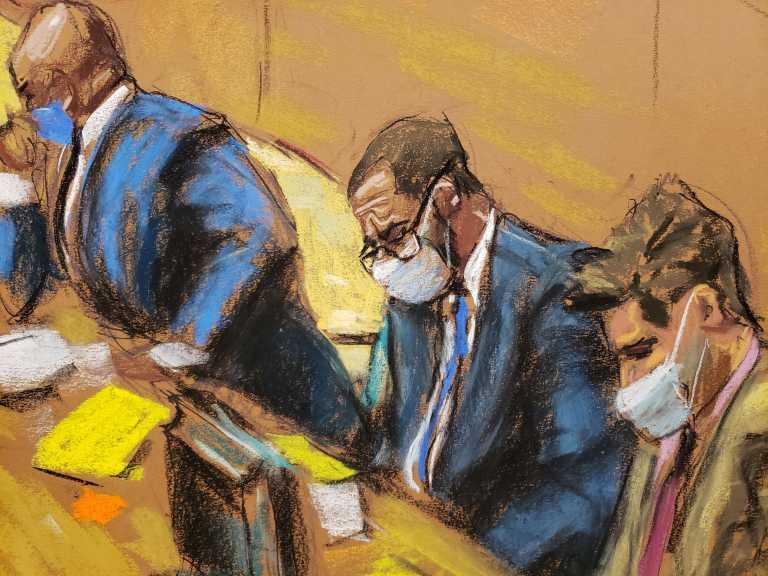 R. Kelly: Ένοχος για σεξουαλικά εγκλήματα - Δικαιώνονται τα θύματά του