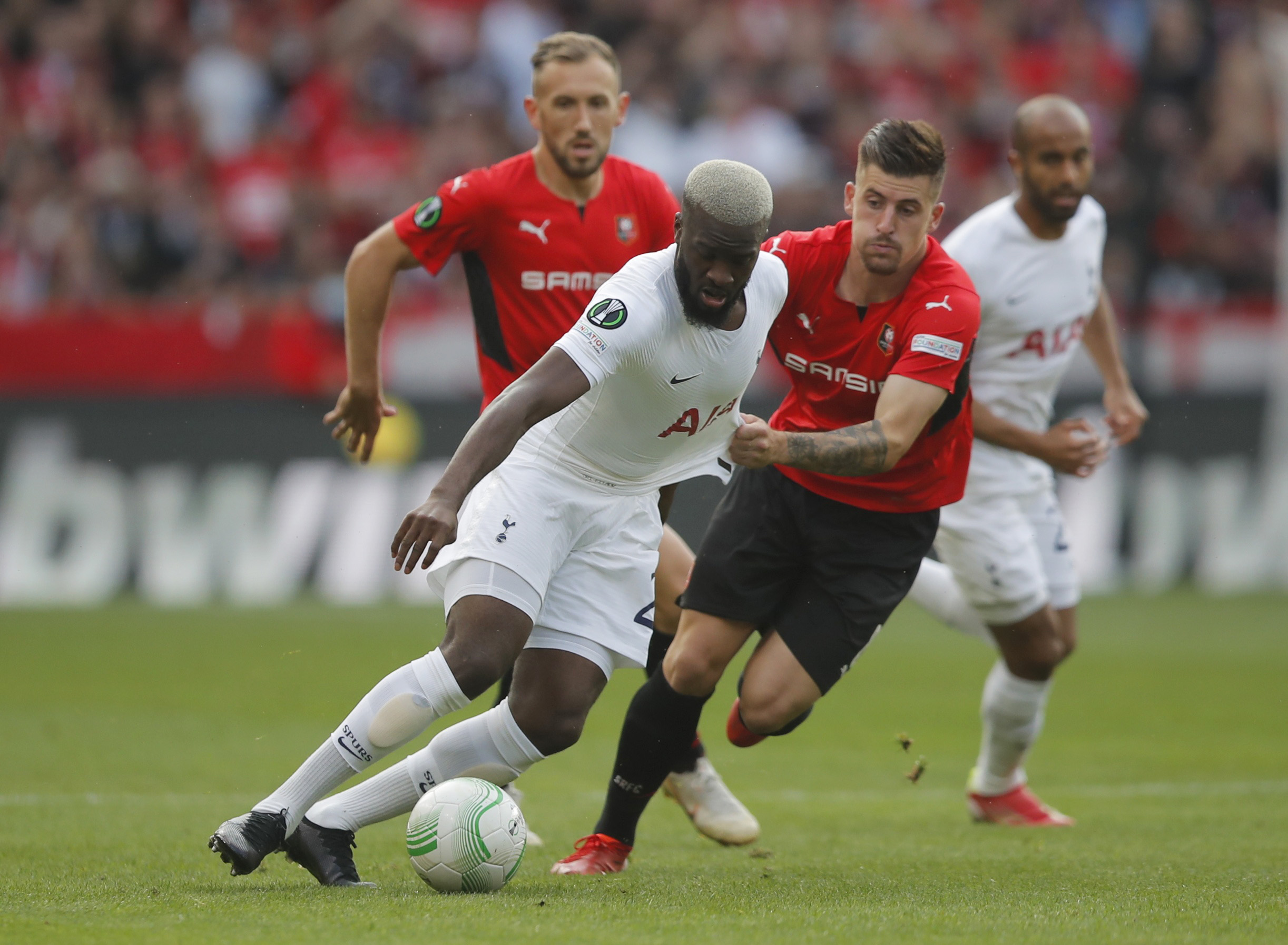 Conference League, Ρεν – Τότεναμ 2-2: Ματσάρα και ισοπαλία στη Γαλλία