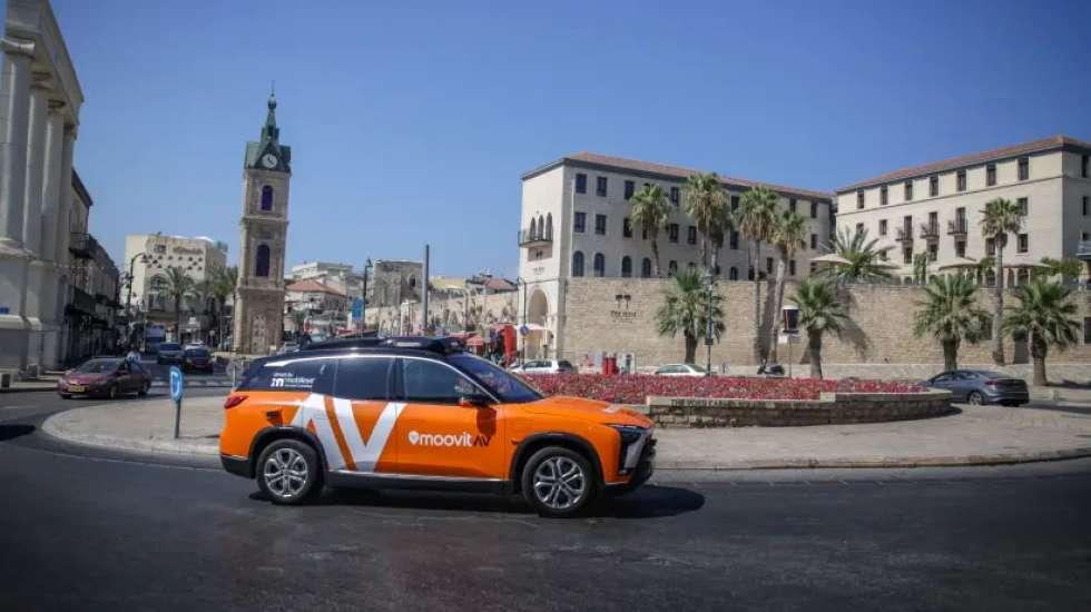 Έρχονται τα πρώτα ταξί χωρίς οδηγό!