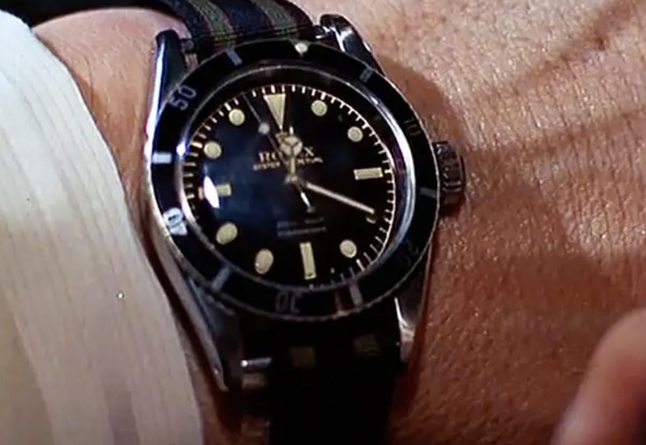 Το πιο εμβληματικό ρολόι που έχει εμφανιστεί στον καρπό του James Bond