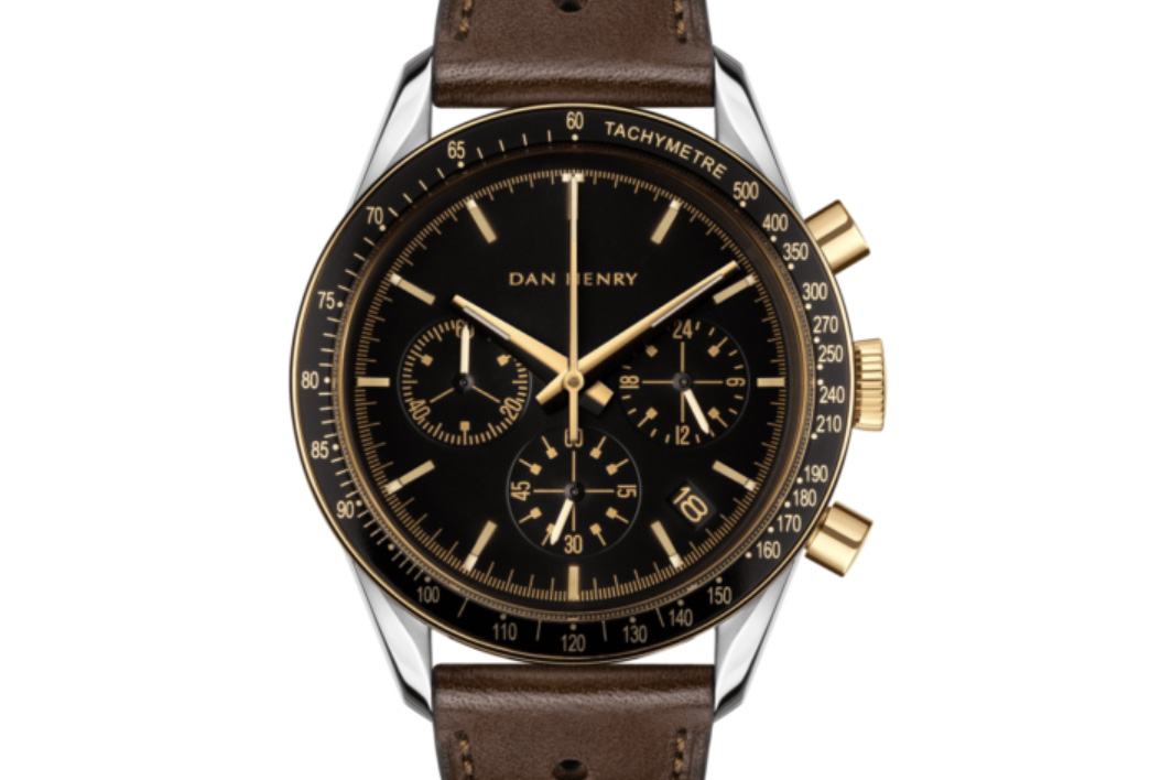Αυτό το ρολόι είναι η πιο προσιτή εναλλακτική στο Speedmaster της OMEGA